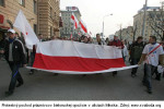 Protest march Belarusian opposition supporters in the streets of Minsk. Source: www.svaboda.org