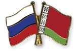 State flags of Russia and Belarus. Source: www.avtoberloga.ru