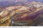 U.S. military base in Kosovo, Camp Bondsteel. Source: http://www.kosova.org