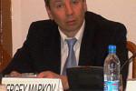 Russian political analyst Sergei Markov