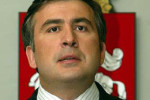 The President of Georgia Mikheil Saakashvili. Source: lenta.ru