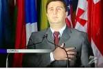 Alternative President of South Ossetia Dmitry Sanakoev. Source: www.lenta.ru