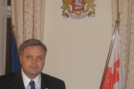 Georgian Vice Prime Minister and State Minister for European and Euro-Atlantic Integration Giorgi Baramidze