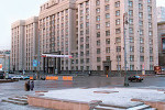 The building of the State Duma of the Russian Federation. Source: www.nashavlast.ru