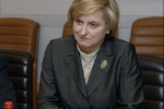 Polish Foreign Minister Anna Fotyga (Law and Justice. PiS). Source: http://www.nato.int