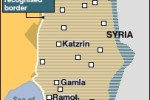 Golan Heights and Israeli settlements. Source: http://www.bbc.co.uk
