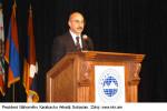 Nagorno-Karabakh President Arkady Gukasian. Source: www.nkr.am