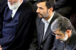 Iranian President Mahmoud Ahmadinejad. Source: AFP