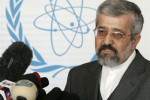 The Iranian representative to the IAEA, Ali Soltanieh Ašqar. Source: www.daylife.com