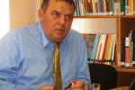 Director of Democratic Initiatives Foundation Iľko Kurčeriv
