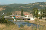 Bridge over the Ibar - symbol of the division of Mitrovica. Source: Time.com