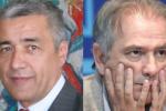 State Secretary Oliver Ivanović and Serbian leader in Kosovo Marko Jakšić