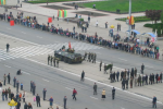 Military parade in Tiraspol. Source: www.travelblog.org